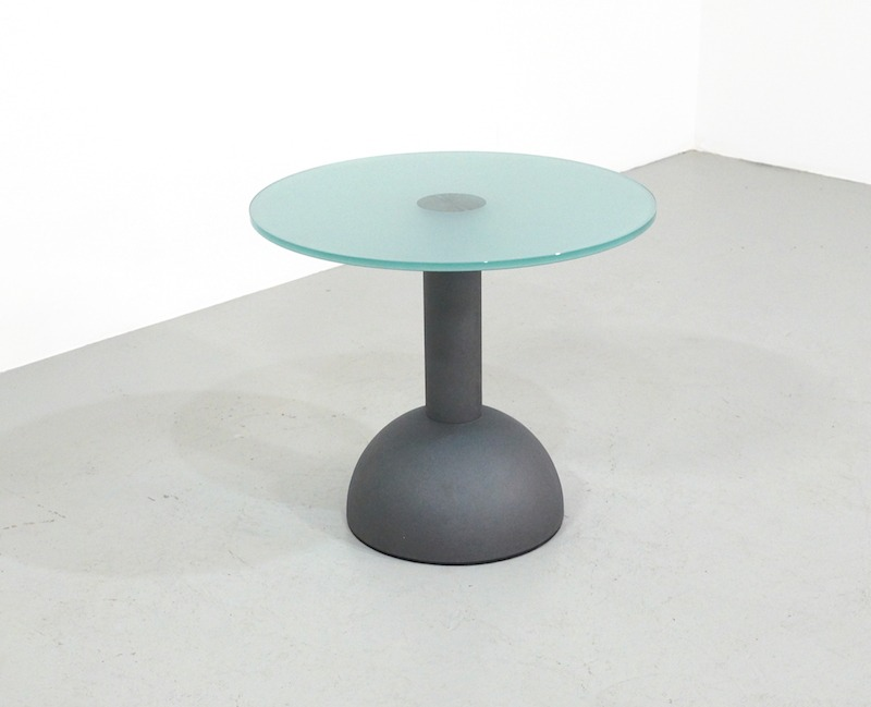 Calice Coffee Table design Lella & Massimo Vignelli for Poltrona Frau