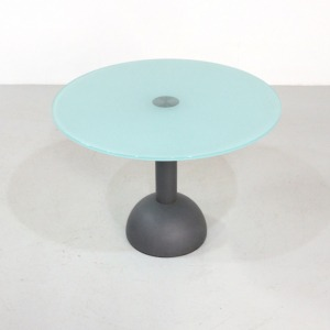 Calice Dining Table design Lella & Massimo Vignelli for Poltrona Frau ø 100 cm
