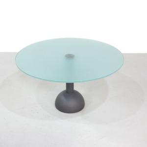 Calice Dining Table design Lella & Massimo Vignelli for Poltrona Frau ø 130 cm