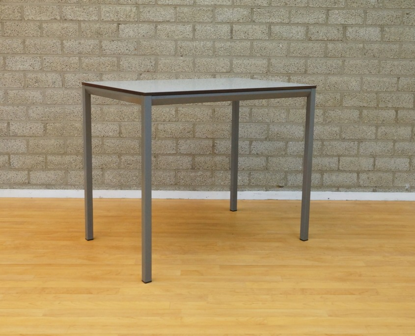 Small Vintage Ahrend Facet Table by Friso Kramer