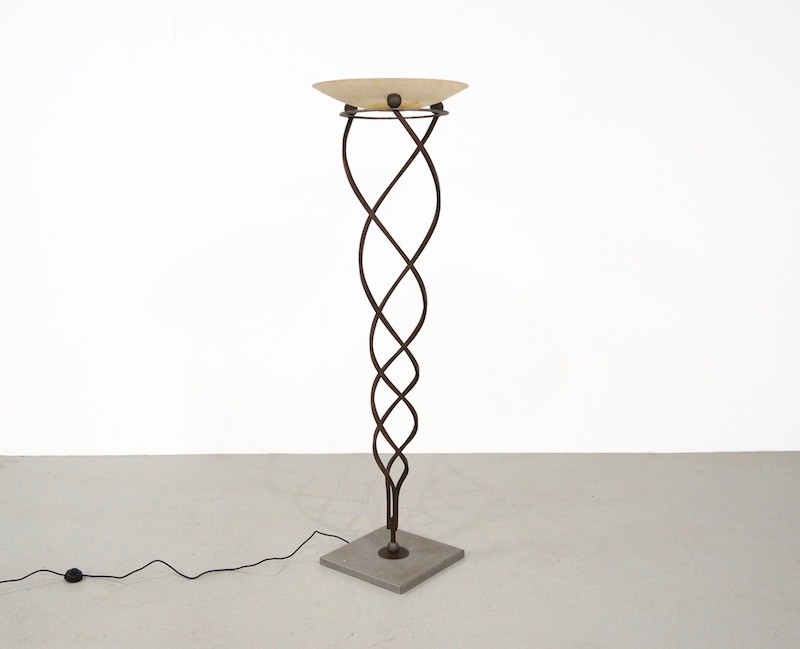 Antinea Floor Lamp by Jean François Crochet for Tirzani, 1990s