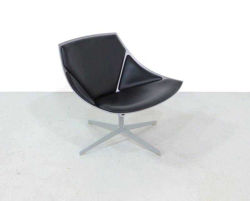 Fritz Hansen Space Lounge Chair Design Jehs+Laub