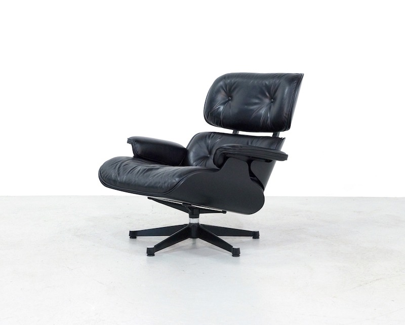 Vintage Eames Lounge Chair by Vitra