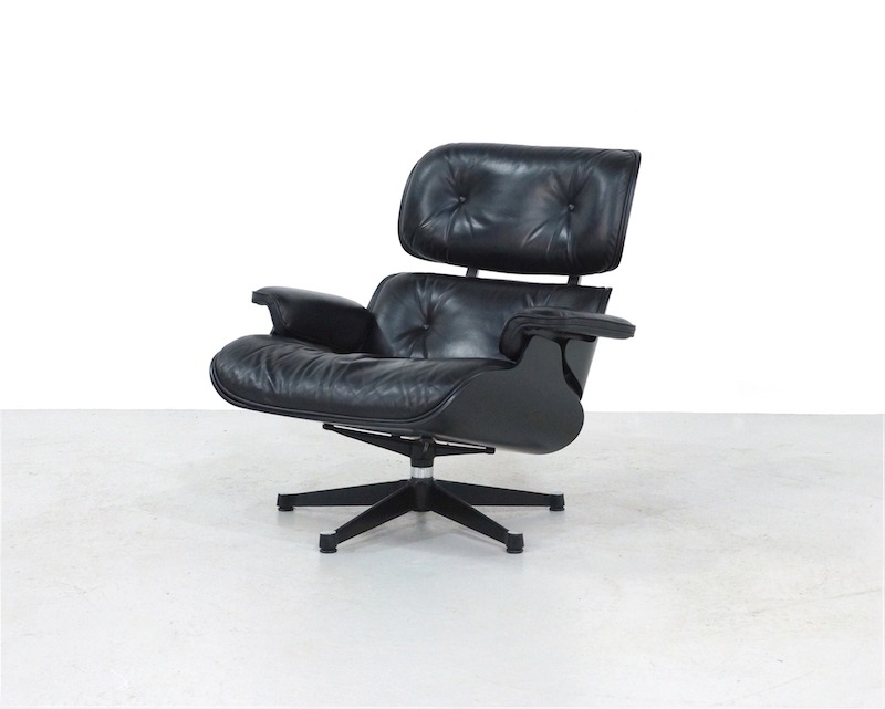 Vintage Charles Eames Lounge Chair by Vitra