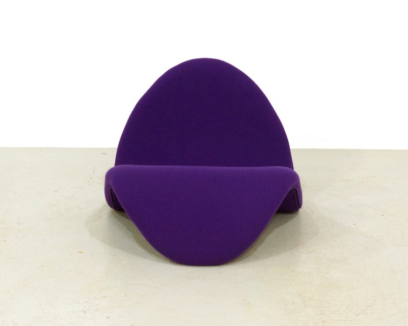 Vintage Artifort Tongue Chair designed by Pierre Paulin
